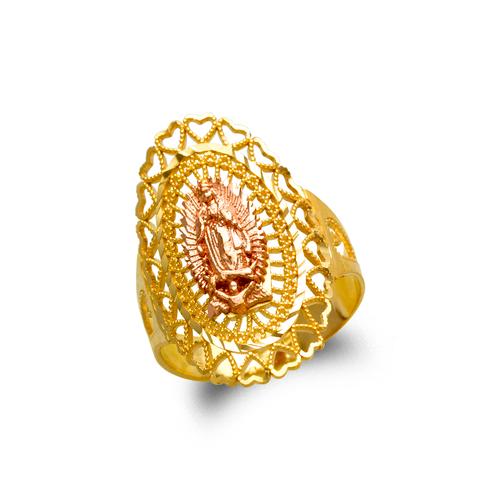 678-131 Ladies Guadalupe Filigree Ring