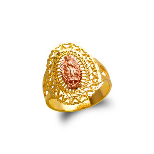678-132 Ladies Guadalupe Filigree Ring