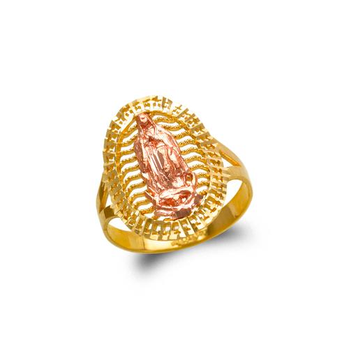678-134 Ladies Guadalupe Filigree Ring