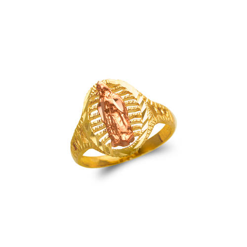678-136 Ladies Guadalupe Filigree Ring
