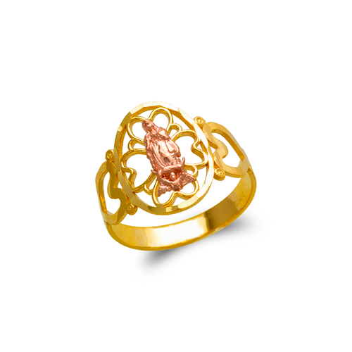 678-137 Ladies Guadalupe Filigree Ring