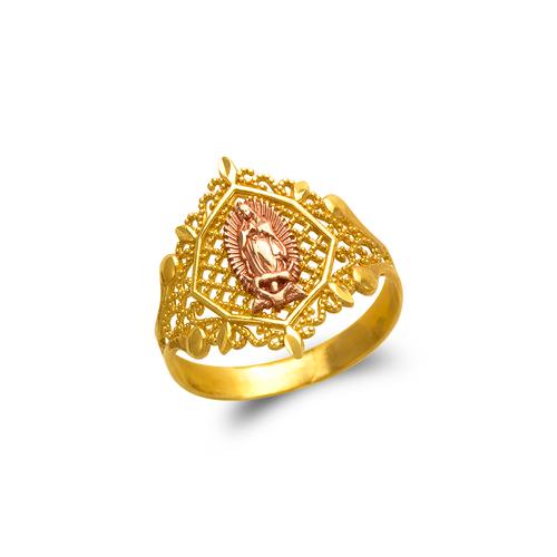 678-138 Ladies Guadalupe Filigree Ring