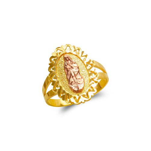 678-141 Ladies Guadalupe Filigree Ring