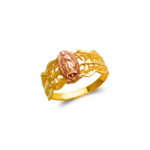 678-142 Ladies Guadalupe Filigree Ring