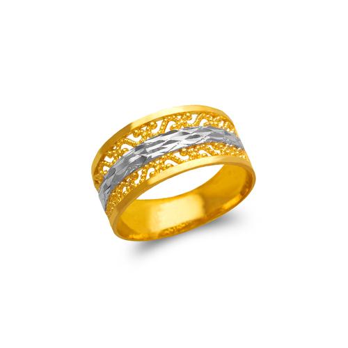 577-124 Ladies Filigree Ring
