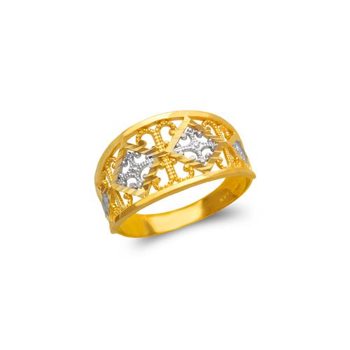 577-126 Ladies Filigree Ring