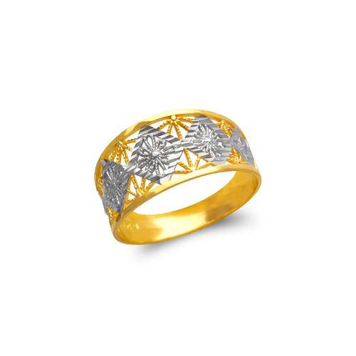 577-127 Ladies Filigree Ring