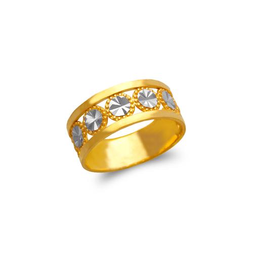 577-129 Ladies Filigree Ring