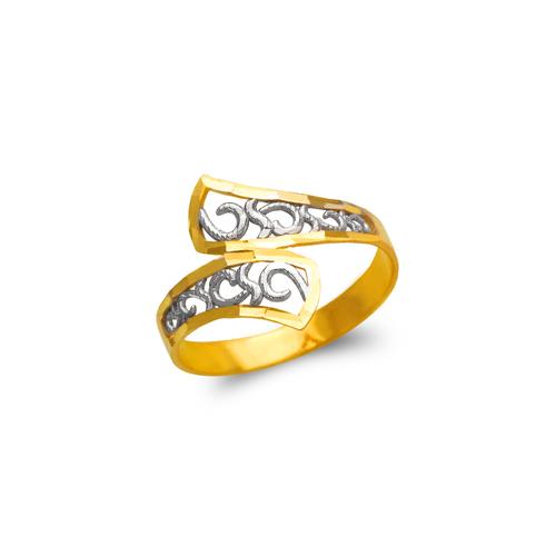 577-136 Ladies Filigree Ring
