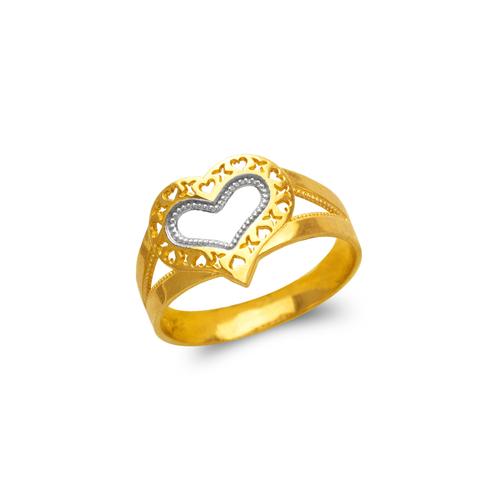577-138 Ladies Filigree Ring