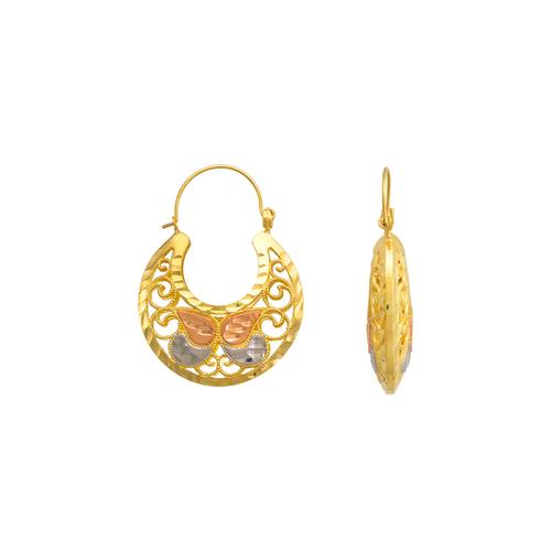 548-101 Basket Earrings