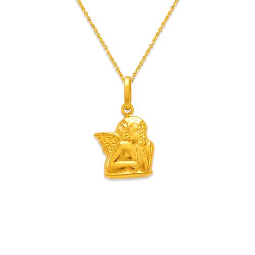 166-021 Angel Charm Pendant