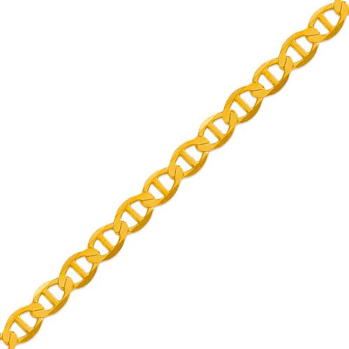 132-405S Gucci Light Flat Chain