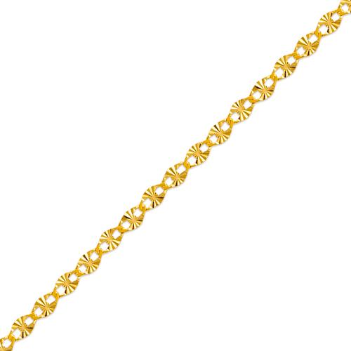 132-415S Gucci Star Chain