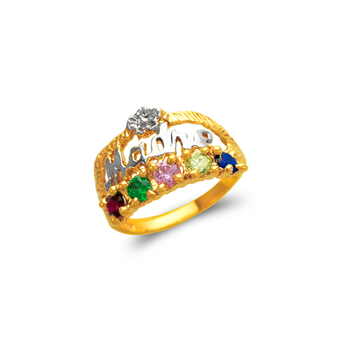 573-008 Madre CZ Ring