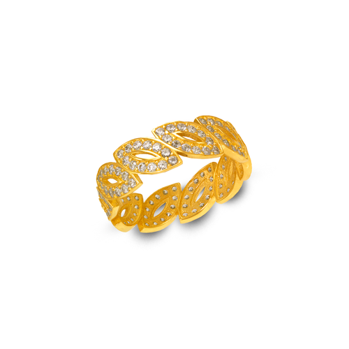 273-201 Ladies Fancy CZ Ring
