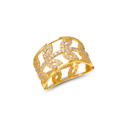273-203 Ladies Fancy CZ Ring