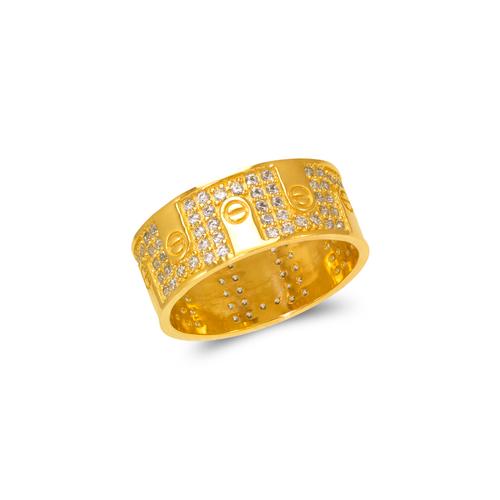 273-207 Ladies Fancy CZ Ring