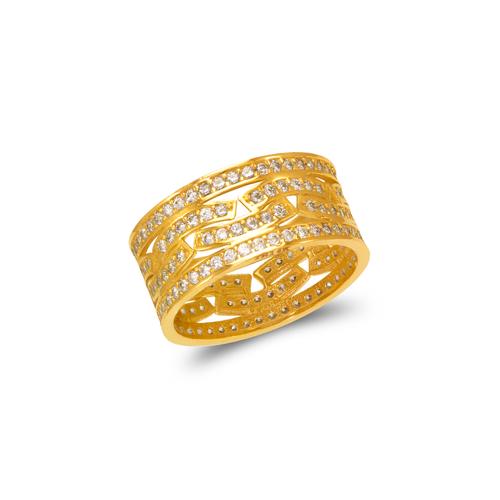 273-208 Ladies Fancy CZ Ring