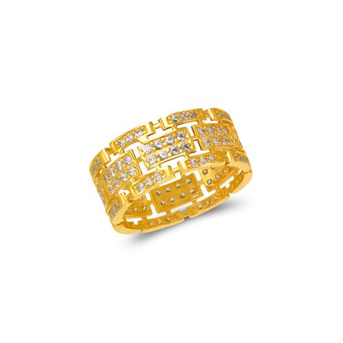 273-209 Ladies Fancy CZ Ring