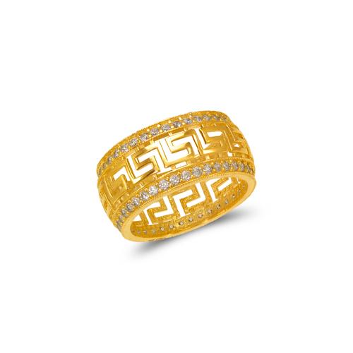 273-302 Ladies Fancy CZ Ring