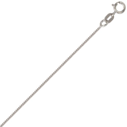 132-106WS Baby Curb White Chain