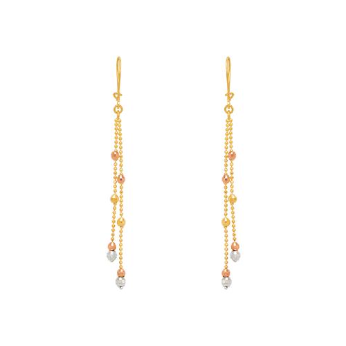 842-002  Dangling Drop Earrings