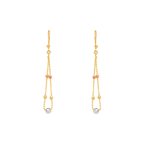 842-003  Dangling Drop Earrings