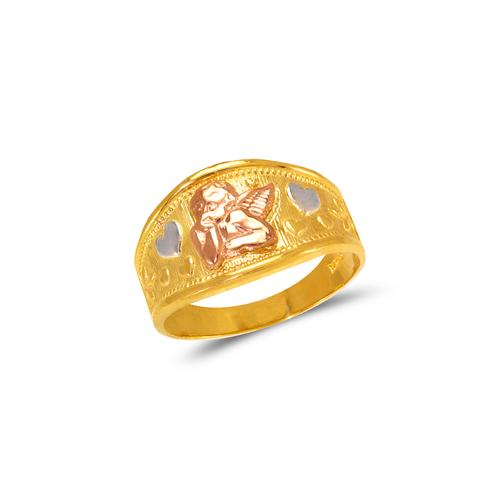 577-229 Ladies Angel Filigree Ring
