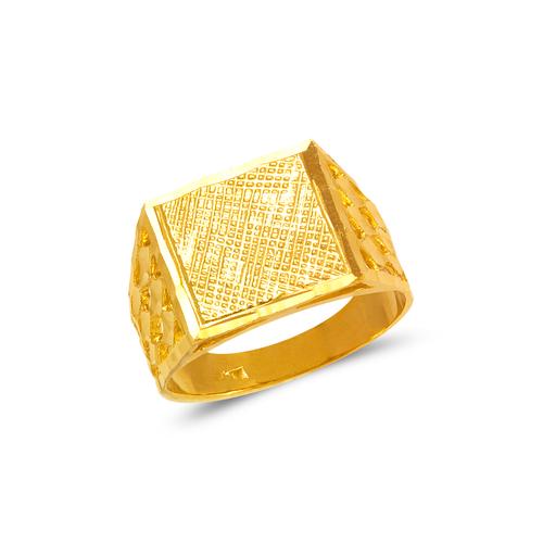 578-353 Men's Nugget Ring
