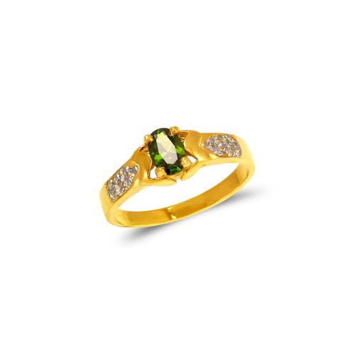 673-011 Ladies CZ Ring
