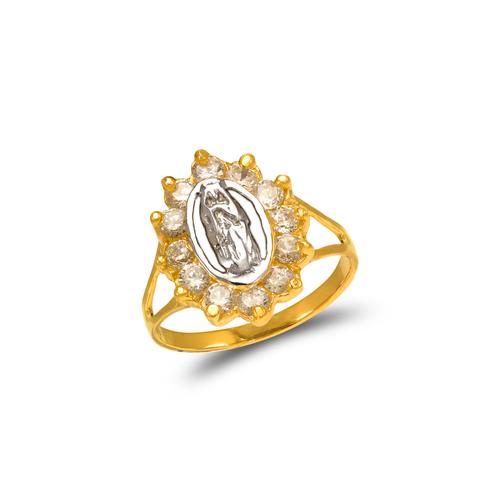 673-702 Ladies Guadalupe Fashion CZ Ring