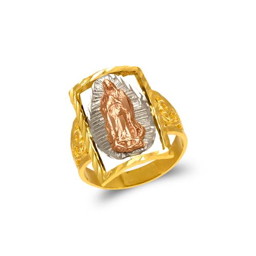 678-101 Ladies Guadalupe Filigree Ring