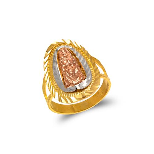 678-103 Ladies Guadalupe Filigree Ring