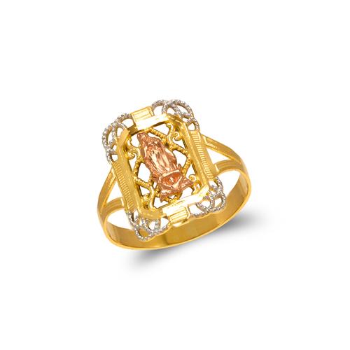 678-111 Ladies Guadalupe Filigree Ring