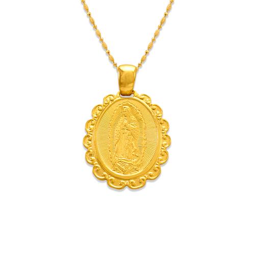 161-051 Guadalupe Pendant