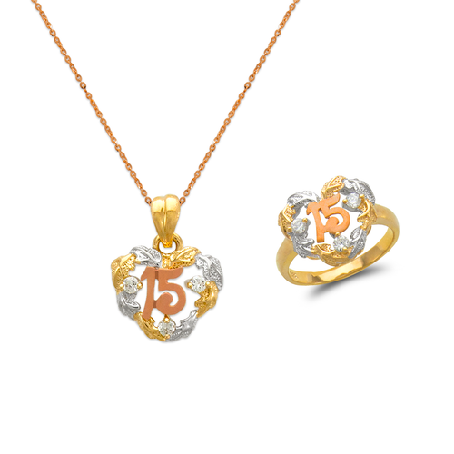 483-118S Fancy Collection Set