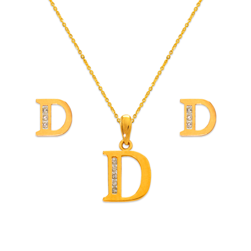 """583-101DS Initial """"D"""" Collection Set"""