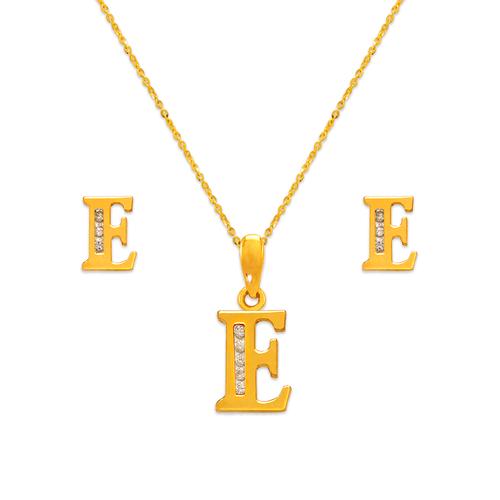 """583-101ES Initial """"E"""" Collection Set"""