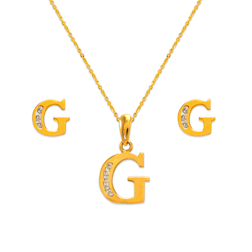 """583-101GS Initial """"G"""" Collection Set"""
