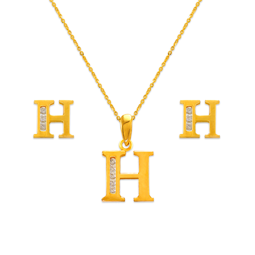 """583-101HS Initial """"H"""" Collection Set"""