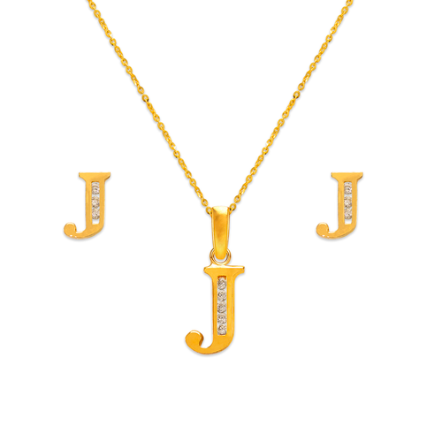 "583-101JS Initial ""J"" Collection Set"