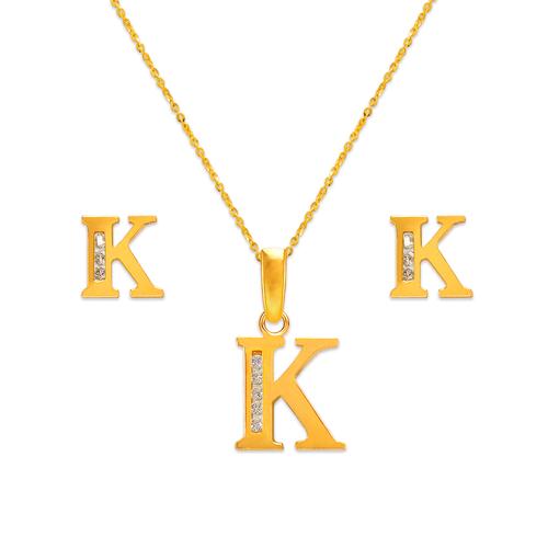 "583-101KS Initial ""K"" Collection Set"