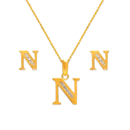 """583-101NS Initial """"N"""" Collection Set"""
