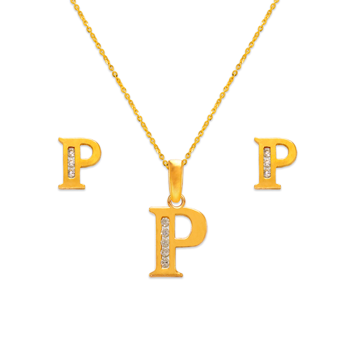 """583-101PS Initial """"P"""" Collection Set"""