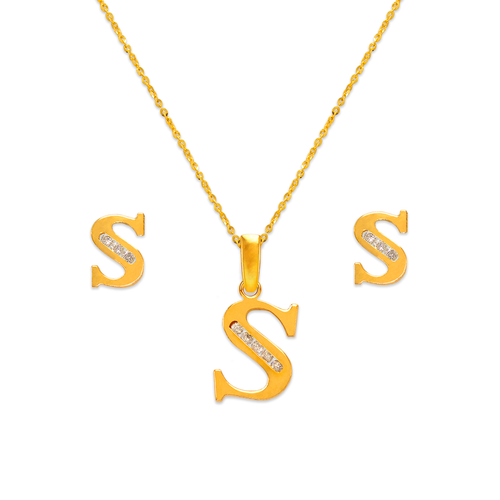 """583-101SS Initial """"S"""" Collection Set"""