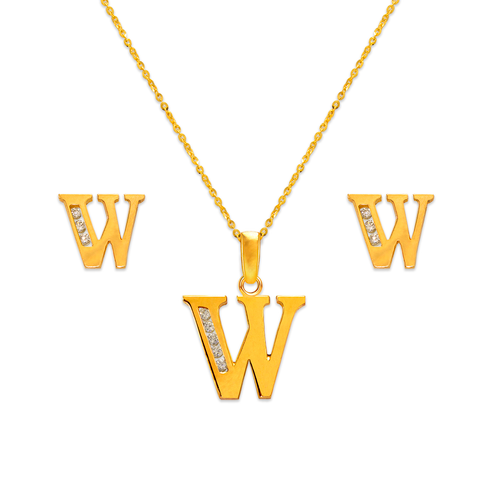 """583-101WS Initial """"W"""" Collection Set"""