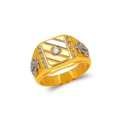473-071 Men's Fancy CZ Ring