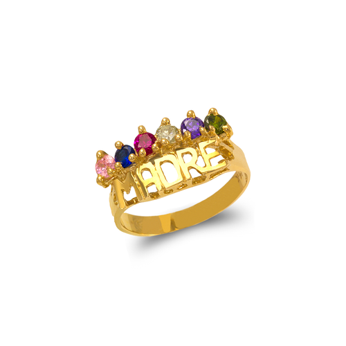573-019 Madre CZ Ring