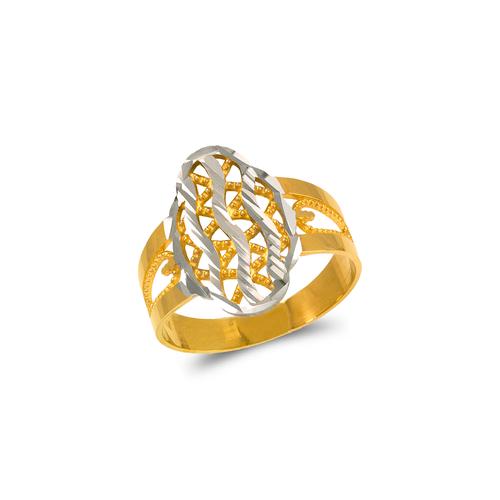 577-135 Ladies Filigree Ring